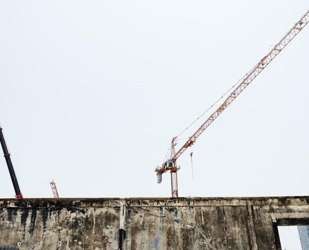 Wykonanie części robót i prac budowlanych