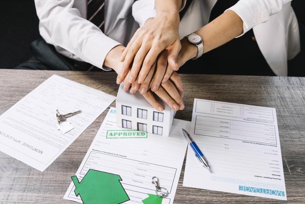 Równe prawo do nieruchomości, lokalu, budynku czy domu po zniesieniu współwłasności i jej podziale
